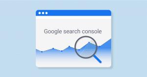 Cómo usar google search console