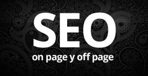 on page seo y off page