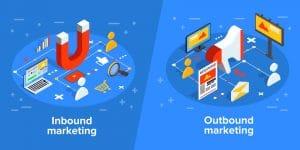 qué es el outbound marketing