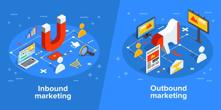 qué es el outbound marketing